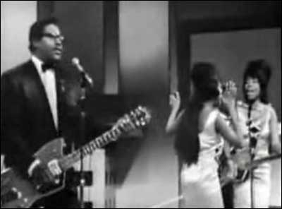 BO DIDDLEY, whose Latin-influenced ...