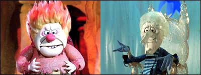 Heat Miser and Snow Miser
